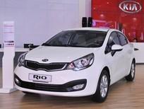 Cần bán xe Kia Rio sản xuất 2016, màu trắng