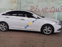 Cần bán xe Hyundai Sonata Y20 năm 2010, màu trắng, nhập khẩu chính chủ