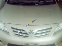 Cần bán gấp Toyota Corolla altis 1.8AT đời 2013