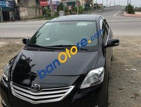 Bán xe cũ Toyota Vios E đời 2009, màu đen số sàn