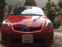 Cần bán xe Honda FIT năm sản xuất 2008, màu đỏ, xe nhập