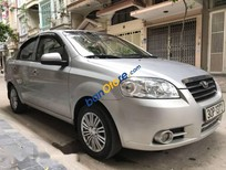 Bán xe cũ Daewoo Gentra SX1.5 2010, màu bạc số tự động