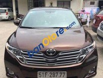 Bán Toyota Venza AT đời 2009, màu nâu số tự động