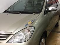 Bán Toyota Innova 2.0V đời 2008, màu vàng số tự động