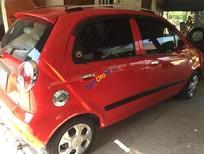 Cần bán lại xe Chevrolet Spark LT đời 2008, màu đỏ