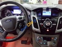Bán Ford Focus AT sản xuất 2013, màu bạc số tự động