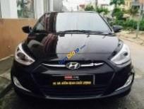Bán ô tô Hyundai Accent Blue sản xuất 2015, màu đen, nhập khẩu số tự động
