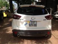 Cần bán xe Mazda CX 5 2.0AT năm sản xuất 2016, màu trắng