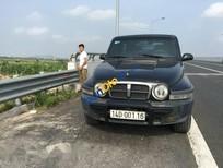 Bán ô tô Ssangyong Korando TX5 đời 2005, số tự động, thân vỏ đẹp, giá tốt
