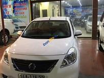Bán Nissan Sunny XV 1.5 số tự động, màu trắng, sản xuất 2014