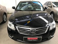 Cần bán xe Toyota Camry 2.4G 2012, màu đen, giá tốt