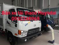 Bán xe tải 5 tấn, xe tải Thaco Hyundai HD500 giá rẻ, hỗ trợ trả góp giá ưu đãi tại Hải Phòng