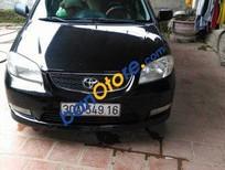 Chính chủ bán xe Toyota Vios MT đời 2005, màu đen