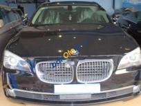 Bán xe BMW 7 Series đời 2010, màu đen, nhập khẩu chính hãng