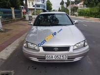 Cần bán lại xe Toyota Camry GLi đời 2001, xe gia đình sử dụng cực đẹp zin 100%