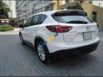 Xe Mazda CX 5 2.0 sản xuất 2013, màu trắng, xe nhập
