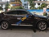 Bán ô tô BMW X4 năm 2015, màu đen, nhập khẩu chính hãng đẹp như mới