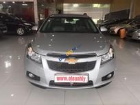 Bán xe Chevrolet Cruze 1.6MT đời 2010, màu bạc