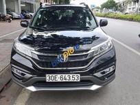 Bán xe Honda CR V 2.4 đời 2016, đăng ký cá nhân biển Hà Nội, mới lăn bánh 12.000km
