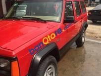 Bán Jeep Cherokee đời 1997, màu đỏ, nhập khẩu nguyên chiếc