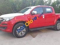 Cần bán Chevrolet Colorado 2.8 sản xuất 2017, màu đỏ