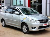 Cần bán Toyota Innova G 2.0AT 2013, bạc, 642tr, tiện lợi hơn, lợi ích hơn