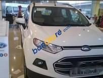 Cần bán xe Ford EcoSport AT đời 2017, màu trắng