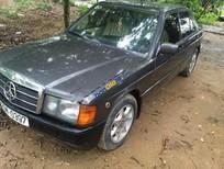 Cần bán Mercedes 1.8E năm 1991, màu xám, nhập khẩu