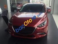 Cần bán Mazda 3 năm sản xuất 2017, màu đỏ, 715 triệu