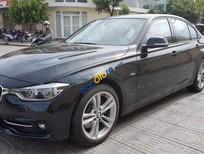 Bán xe BMW 323i đời 2017, màu đen, nhập khẩu nguyên chiếc