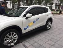 Cần bán Mazda CX 5 AT sản xuất 2013, màu trắng, nhập khẩu, 735 triệu