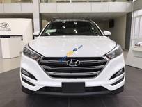 Cần bán xe Hyundai Tucson Limited 2.0 AT FWD đời 2017, màu trắng, nhập khẩu, 915tr