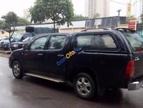 Bán ô tô Toyota Hilux 2.5L 4X4MT năm 2009, màu đen, nhập khẩu nguyên chiếc