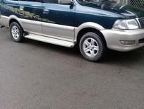 Cần bán xe Toyota Zace GL 2004, màu xanh, xe còn khá đẹp đúng dòng GL
