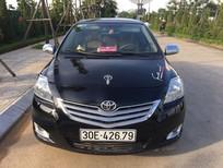 Xe Toyota Vios E 2010, màu đen, 333tr