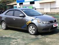 Cần bán gấp Kia Forte EX 1.6MT đời 2010, màu xám số sàn, giá 410tr