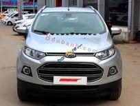 Cần bán lại xe Ford EcoSport Titanium 1.5AT sản xuất 2015, màu bạc