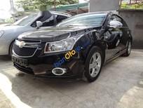 Bán xe cũ Chevrolet Cruze LS đời 2011, màu đen số sàn, giá 368tr