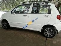 Bán xe cũ Daewoo Matiz SE đời 2007, màu trắng số sàn, 108 triệu
