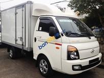 Xe tải Hyundai Porter II đông lạnh 1 tấn - Giá thấp nhất