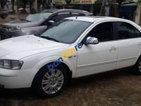 Cần bán Ford Mondeo 2.5AT sản xuất 2003, màu trắng, giá tốt