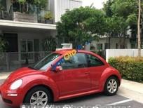 Bán xe Vonlkswagen New Beetle đời 2010 màu đỏ, chính chủ