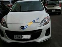 Cần bán Mazda 3 S sản xuất năm 2014, màu trắng số tự động, 550 triệu