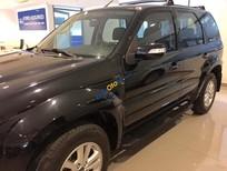 Bán Ford Escape XLS 2.3AT đời 2011, màu đen, xe đẹp, nguyên zin, bảo dưỡng cực tốt