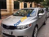 Bán xe cũ Kia Forte đời 2009, màu bạc, nhập khẩu số tự động, giá chỉ 430 triệu