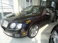 Cần bán lại xe Bentley Continental Flying Spur 6.0 đời 2011, màu đen, xe nhập chính chủ