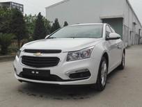 Bán ô tô Chevrolet Cruze 2017, màu trắng