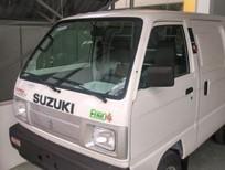 Bán xe Suzuki Blind Van euro 4 đời 2017, màu trắng