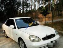 Cần bán xe Daewoo Nubira II đời 2003, màu trắng, xe đẹp, nội thất sạch sẽ