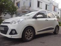 Bán xe Hyundai Grand i10 đời 2014, màu trắng, nhập khẩu nguyên chiếc, số tự động